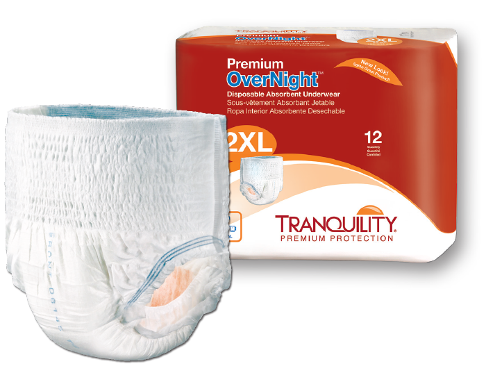 Tranquility Product and Packaging
