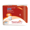 Tranquility ATN (All-Through-The-Night) Disposable Brief – M (2185) Package
