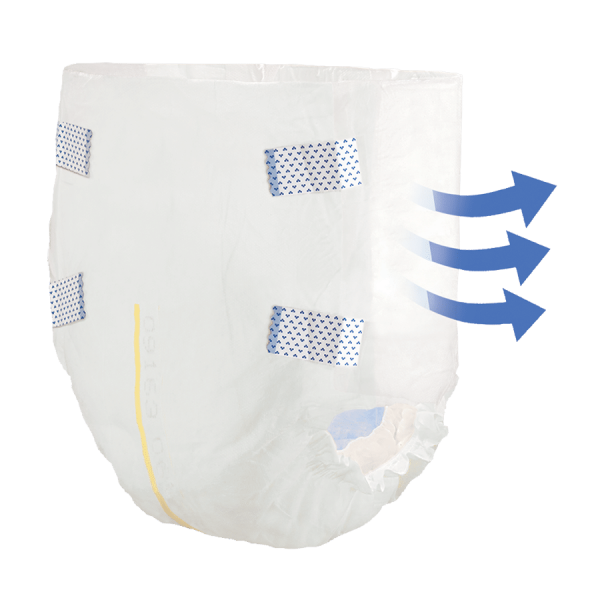 ComfortCare Disposable Brief – M (2965-100)