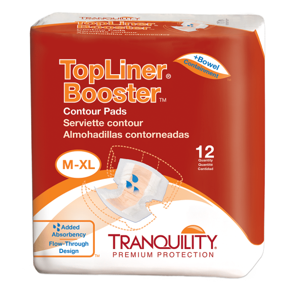 Tranquility Topliner Booster Contour (3096) Package