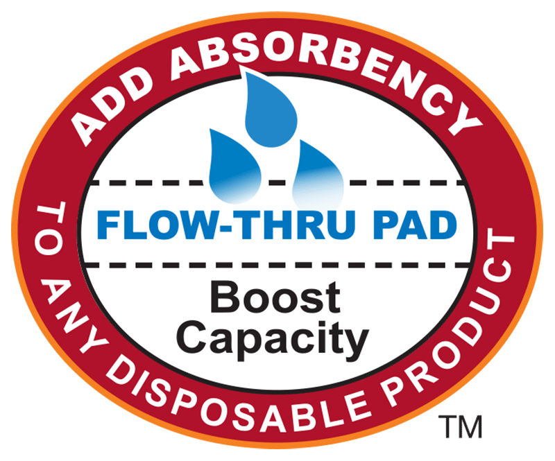 Mini Booster Pad Tranquility Products