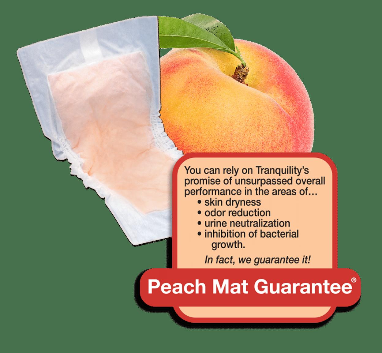 Peach Mat Guarantee