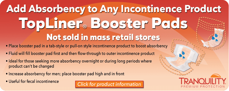 Dealer Portal - Try TopLiner Booster Pads
