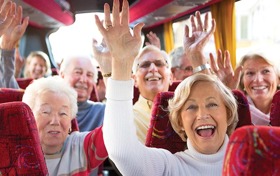 Senior Bus Trip