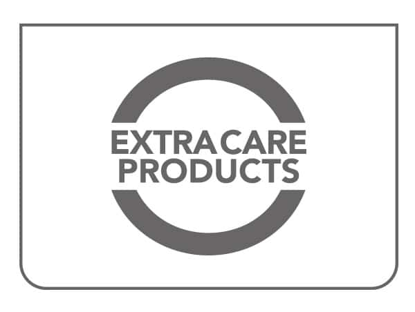 Extra Care Products - Cleansing Wipes, Additional Items