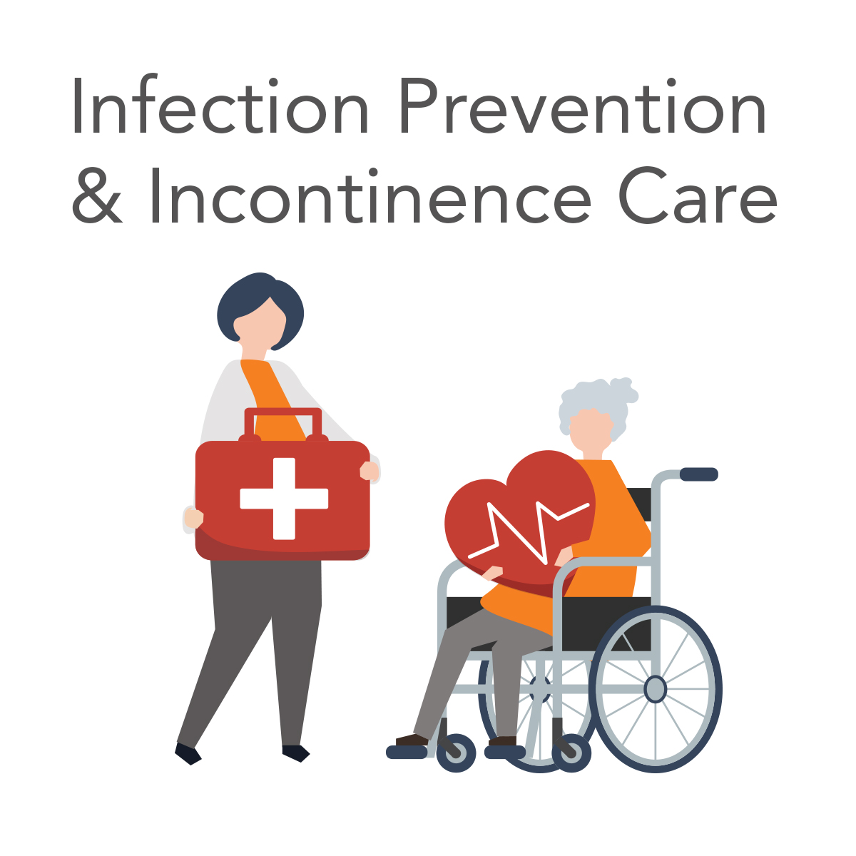 Infection Prevent and Incontinence Care